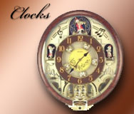Animated Musical Seiko Clocks Featured By Adams Jewelers